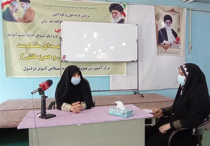 ماجرای مقاومت ستودنی دختران و زنان دزفولی در دوران دفاع مقدس/دزفول یک لشکر را پشتیبانی کرد