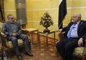 دیدار و گفتوگوی سفیر ایران در صنعاء و وزیر کشاورزی یمن