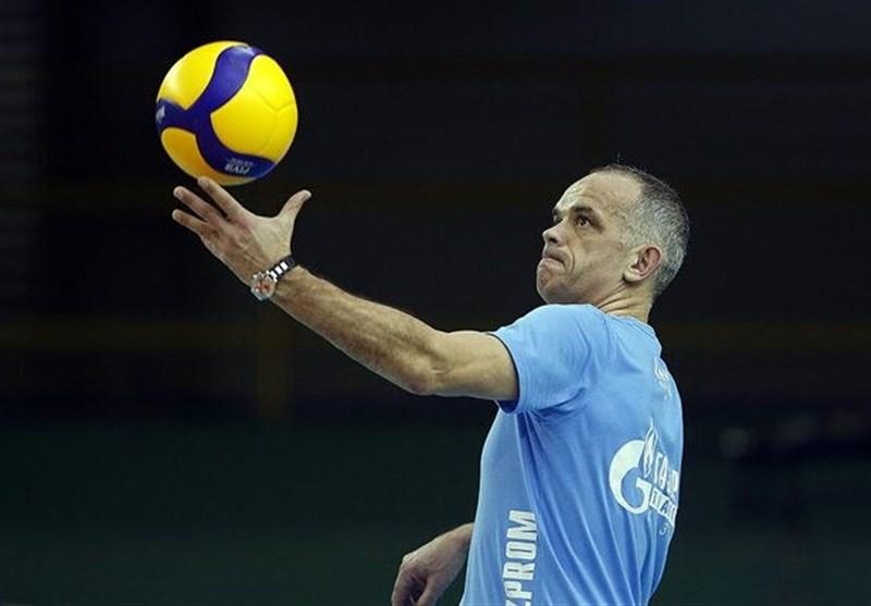 مربی جدید تیم ملی والیبال: آلکنو برای هدایت ایران طاقچه بالا گذاشت، اما بالاخره تصمیمش را گرفت