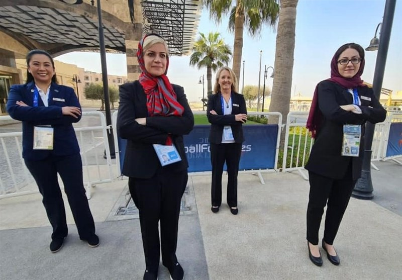 Iranian Women Doctors Make History in AFC