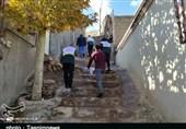 2 تیم پزشکی بسیج جامعه پزشکی به منطقه محروم خرمآباد اعزام شد+ تصاویر