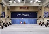 دیدار اعضای شورایعالی هماهنگی اقتصادی با امام خامنهای