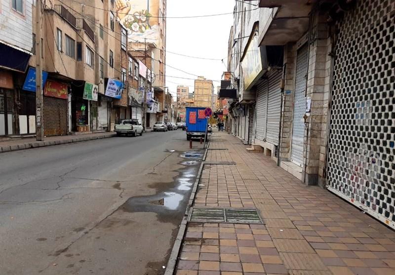 98درصد اصناف استان البرز محدودیتهای کرونایی را رعایت میکنند