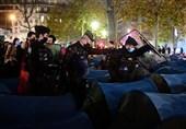 حمله پلیس فرانسه به معترضان به تصویب یک لایحه امنیتی
