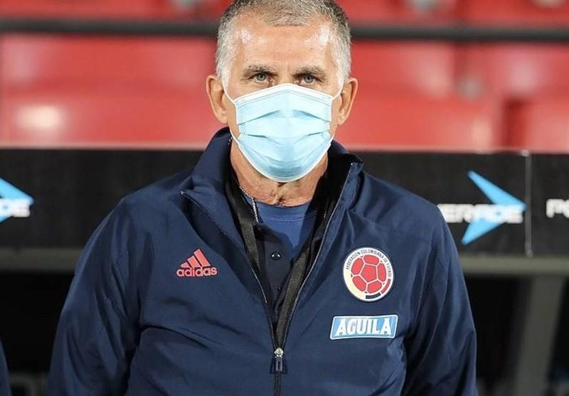 کیروش از همکارانش در تیم ملی کلمبیا خداحافظی کرد/ او اصرار به جدایی دارد