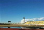 بیتوجهی به زیباترین استادیوم شمال کشور/ استادیوم 15 هزار نفری گرگان از عرش به فرش افتاد