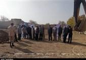 اصفهان| افتتاح 13 پروژه محرومیتزدایی و اقتصاد مقاومتی در دهاقان + تصاویر