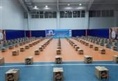 برگزاری رزمایش کمک مومنانه، همت پهلوانانه کاراته در 18 استان