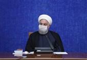 طرحهای ملی وزارت نیرو توسط رئیسجمهور افتتاح شد
