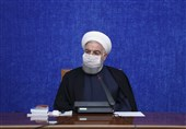 روحانی: قیود الحد من انتشار کورونا حققت نتائج إیجابیة