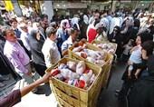 توزیع مرغ منجمد در کهگیلویه و بویراحمد برای تعدیل قیمت تا 10 روز آینده ادامه دارد
