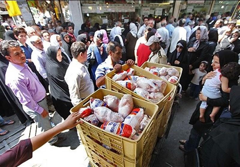 پیشبینی کمبود شدید مرغ در استان کرمان در هفتههای آینده / استانهای معین برای تامین مرغ همکاری نکردند