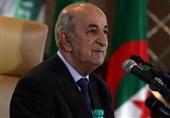 ریاست جمهوری الجزایر: گزارشها درباره وخامت حال «تبون» صحت ندارد