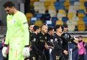 لیگ قهرمانان اروپا| صعود بارسلونا و یوونتوس و برتری منچستریونایتد/ زنیت حذف شد