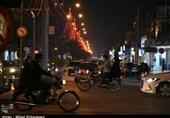 چراغ سبز شهروندان بهبهانی به کرونا+تصاویر