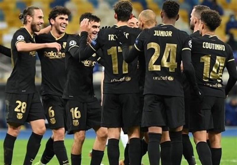 بارسلونا با رکورد رئال مادرید برابر شد