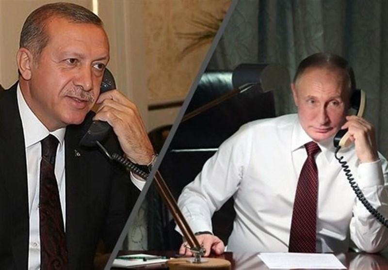 گفتوگوهای تلفنی پوتین با اردوغان، علیاف و پاشینیان درباره قره باغ