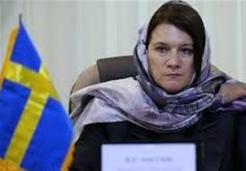 Spokesman Dismisses Sweden's Stance on Iranian Inmate