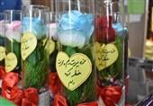جهادیها در سالروز ولادت امام حسن عسکری (ع) از کادر درمان تقدیر کردند
