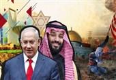 هدیه آل سعود به اشغالگران صهیونیست/ ابعاد دیدار نتانیاهو با بنسلمان در خاک عربستان