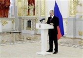 پوتین خواستار مشارکت سازمانهای بینالمللی برای حل مناقشه قره باغ شد