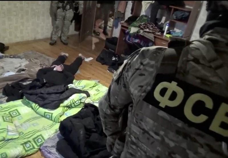 جلوگیری از وقوع یک حمله تروریستی در روسیه