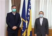 سفیر ایران: تهران از هر گامی برای تحکیم استقلال و توسعه بوسنی حمایت میکند