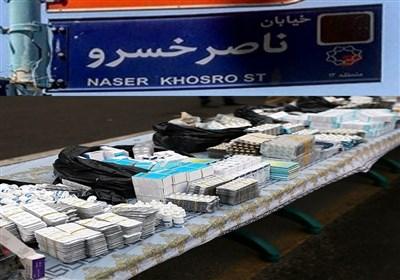 عرضه داروی تقلبی کرونا در ناصرخسرو/ بیتوجهی نهادهای نظارتی به بازار سیاه فروش دارو