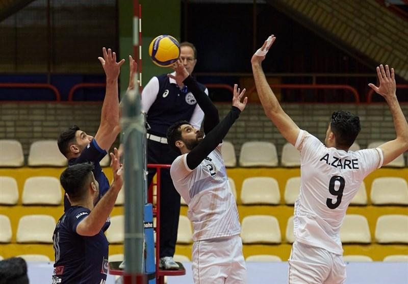 لیگ برتر والیبال| آذرباتری ارومیه نتیجه بازی را به فولاد سپاهان واگذار کرد