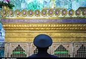 شعرخوانی شاعران در حرم حضرت معصومه (س)/ «تو مثل فاطمه، معصومه خدا هستی»+ فیلم