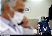 اهدای خون پرسنل بیمارستان بقیه الله