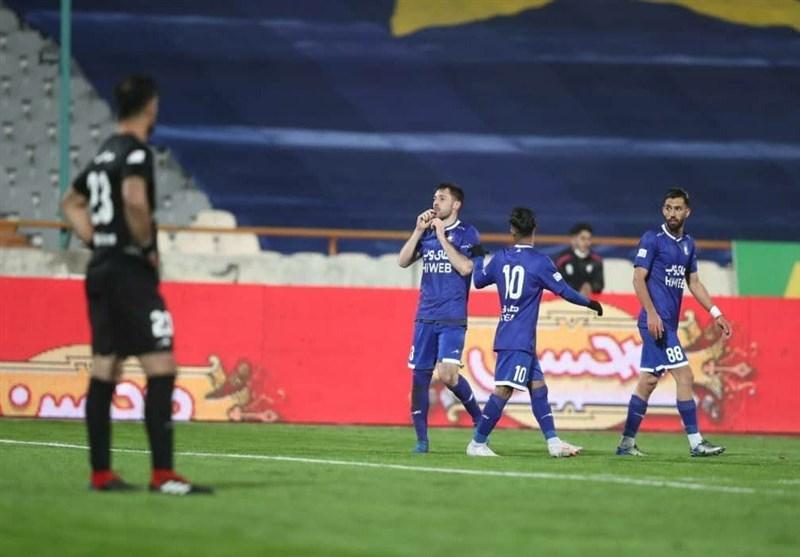 تیم منتخب هفته سوم رقابتهای لیگ برتر فوتبال