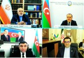 Iranian, Azerbaijani FMs Discuss Ties, Post-War Situation