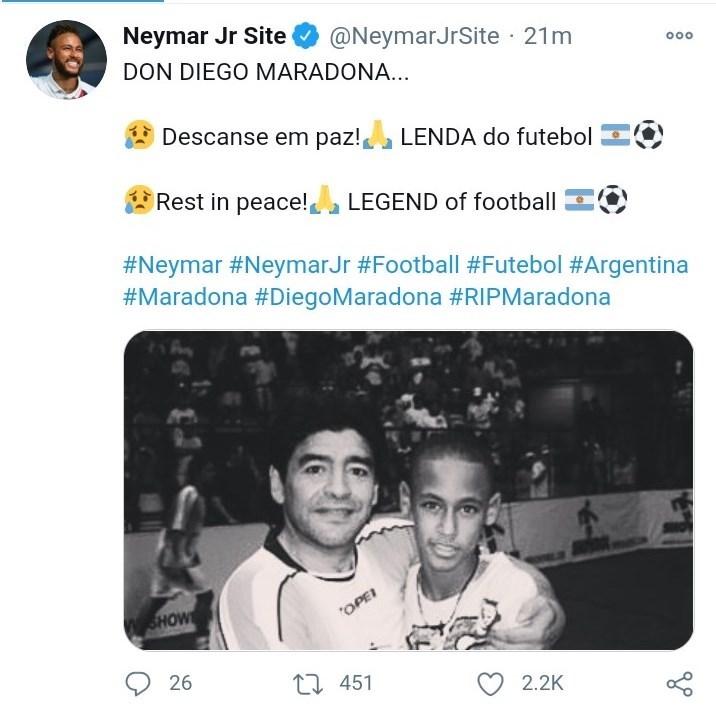 دیگو آرماندو مارادونا , ادسون آرانتس دو ناسیمیونتو | پله , فوتبال ,