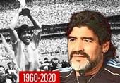 اعلام 3 روز عزای عمومی در آرژانتین، در پی درگذشت مارادونا