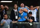 خدا برای بازگشت دیهگو دستور VAR میدهد؟/ گردشی در خیابانهای آرژانتین پس از مرگ مارادونا