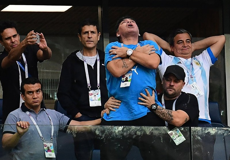 رونالدو: مارادونا میراثی نامحدود بر جای گذاشت/ مسی: او جاودان است و ما را ترک نمیکند