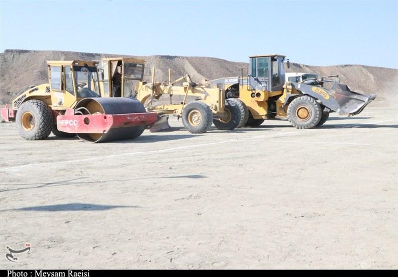 اعتبارات جدید برای ساخت شهرک مسکونی شهید حاج قاسم سلیمانی در هرمزگان در نظر گرفته میشود