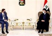تاکید عمار حکیم بر حل بحران سیاسی در عراق از طریق ائتلاف فراقومیتی