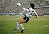وداع بامدادی مردم آرژانتین با پیکر مارادونا