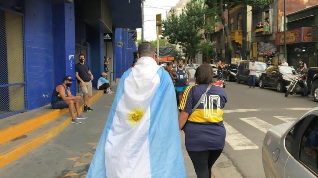 دیگو آرماندو مارادونا , تیم ملی فوتبال آرژانتین , فوتبال ,