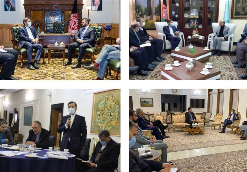 Iran, Afghanistan Explore Ways to Boost Cultural, Media Cooperation