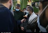 بازدید میدانی معاون کل وزیر بهداشت از طرح محل محور شهید سلیمانی در قزوین