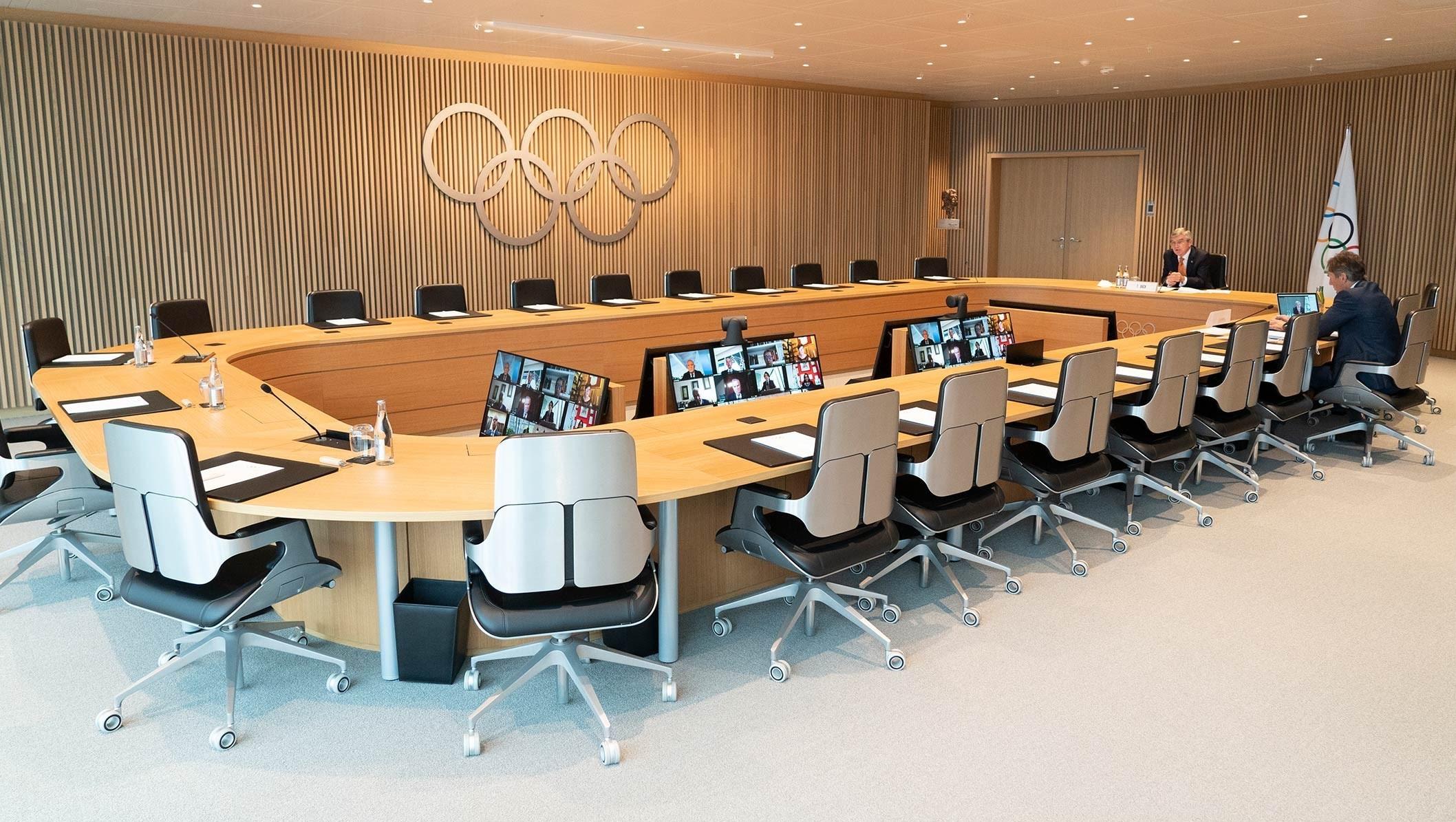 کمیته بینالمللی المپیک (IOC) , وزنهبرداری , المپیک ,