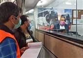 وضعیت ابتلای مسافران به کوید 19 قبل از صدور بلیت در استان خراسان جنوبی کنترل میشود