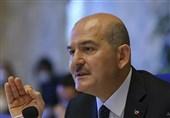 وزیر کشور ترکیه: تنها 320 تروریست در داخل کشور باقی مانده است