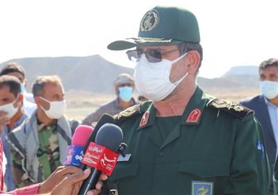 سردار تنگسیری: نیروی دریایی سپاه تا رفع کامل مشکلات در کنار مردم خوزستان خواهد بود