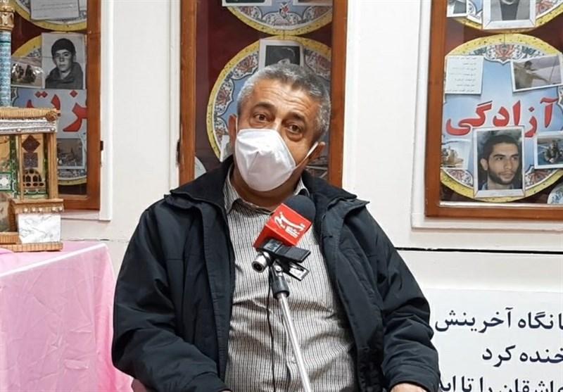 """گفتوگوی خواندنی تسنیم با مرد ثابت برنامههای شهدا / رزمندهای که مسجد راهچمن قزوین را """"موزه شهدا"""" کرد + فیلم"""