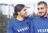 روایت رسانه ترکیهای از دو بازیکن فراموش شده ترابزوناسپور