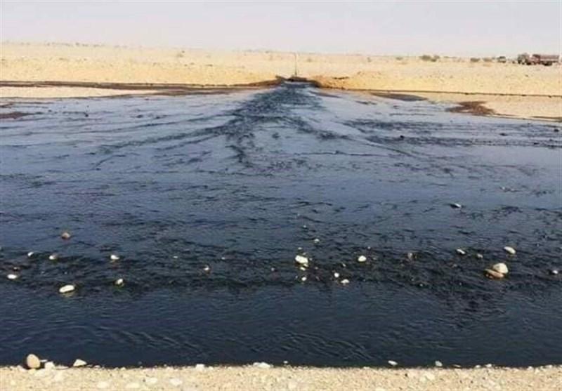 محافظ شبوة یحمل قوى العدوان مسؤولیة التلوث النفطی فی المحافظة